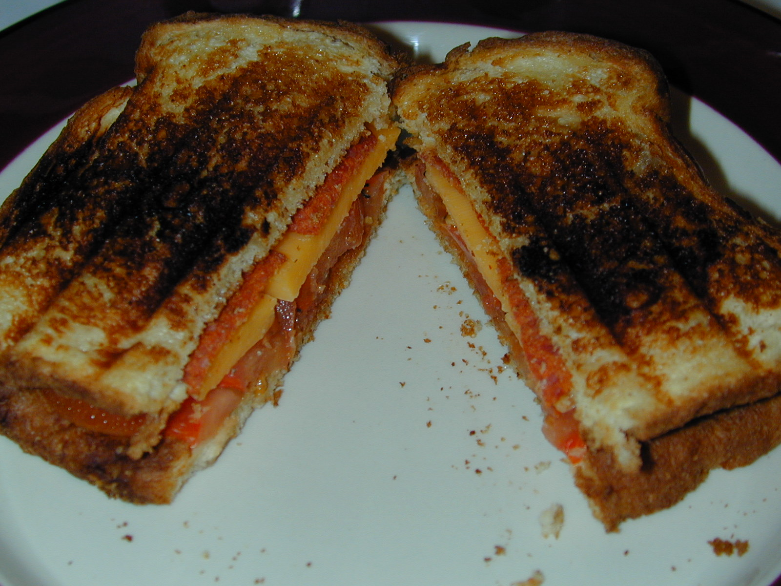 How to make the perfect midnight grilled cheese sandwich