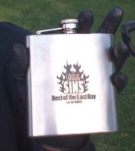 golfflask