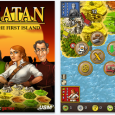"This press release just came out. So if you are a Catan fan, then you may want to hit it up.  Never played before? Check the free version. A fresh gust of sea air for all Catan landlubbers: ""The Seafarers lite"" including the new scenario ""The 4 Islands"" and two […]"