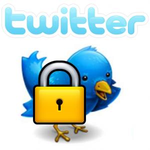 twitter-lock