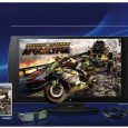 "Sony introduced their 3D gaming and TV monitor.  Its 24inch with 2 HDMI inputs that supports 3D.  But that's not whats cool about this.  Sony introduced a technology called ""SimulView"".  This technology allows two players to have full screen view at the same time!  This is pretty cool and most […]"