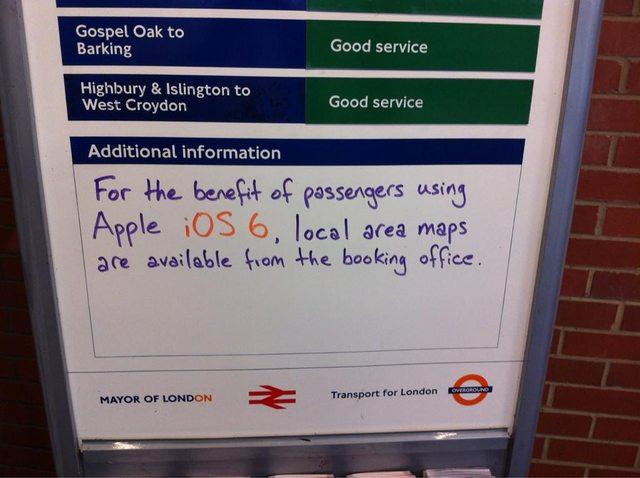 apple maps suck