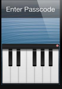 piano passcode