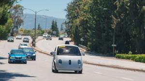 google panda autono-cab car